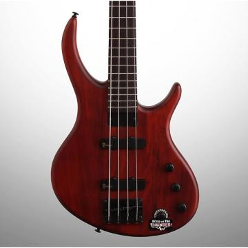 Custom Tobias Toby Deluxe IV Electric Bass, Walnut Satin