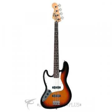 Custom Fender Standard Jazz Left-Handed Rosewood Fingerboard Electric Guitar Brown Sunburst - 146220532