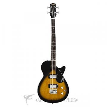 Custom Gretsch G2224 Electromatic Junior Jet Bass II Short-Scale Bass Guitar 4-String Tobacco Sunburst