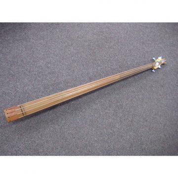 Custom Ergo 4 string electric upright base