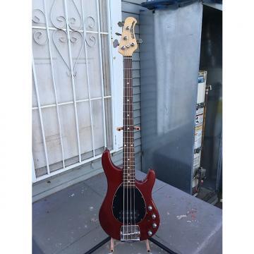 Custom Musicman Sterling 1994 Trans Red