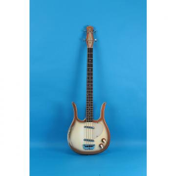 Custom Danelectro  Longhorn Bass 1963 Copperburst