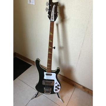 Custom Rickenbacker 4001 1975 Black