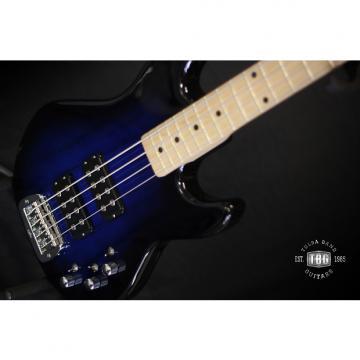 Custom G&L L2000 Tribute Series 4-String Bass 2016 Blue Burst