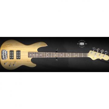 Custom G&L L2000 Tribute Series Bass 2016 Natural Finish