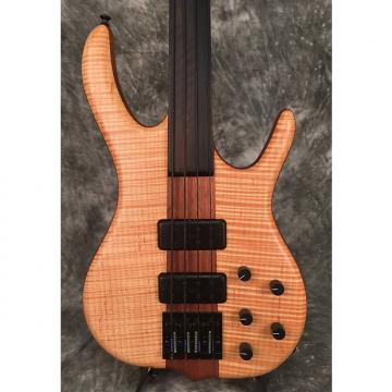 Custom 2015 Ken Smith BSR4M-P Fretless w/Case