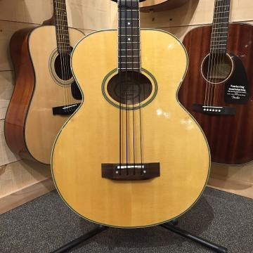 Custom Epiphone El Capitan 4 String Acoustic Bass w/Hardshell Case