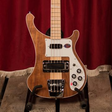 Custom Rickenbacker 4003 Walnut 2015 Natural