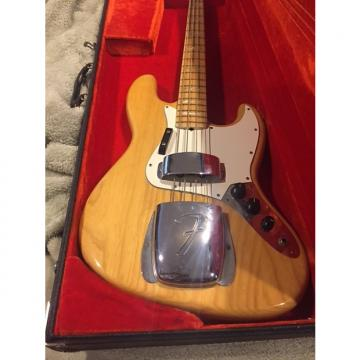 Custom Fender Vintage Jazz bass  1975 Natural FREE SHIPPING to US lower 48