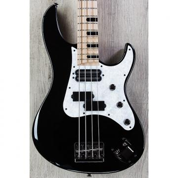 Custom Yamaha Attitude Limited III Billy Sheehan Signature Bass, Black, Maple Board, DiMarzio Pickup