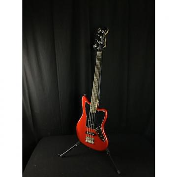 Custom Squier Short Scale Jaguar Bass (Used)