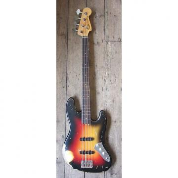 Custom FENDER - JACO PASTOURIS JAZZ BASS - EX PINO PALLADINO - CUSTOM SHOP TRIBUTE