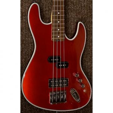 Custom Tribe Bass SF Candy Red Metallic
