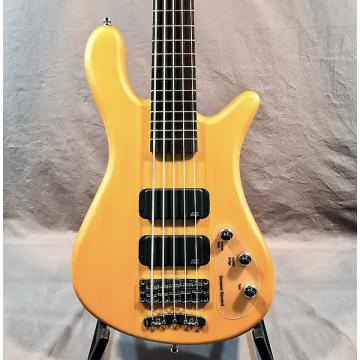 Custom Warwick Rockbass Streamer Standard 5-String Electric Bass