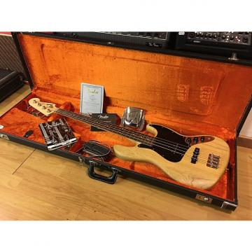 Custom Fender Jazz Bass 61 Nos Masterbuilt Custom Shop Dennis Galuszka 2012 Natural