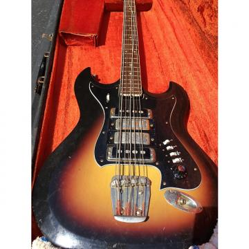 Custom Hagstrom 8 String Hb? 67? Sunburst