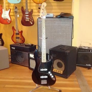 Custom Fender Jazz Bass 1983 Black