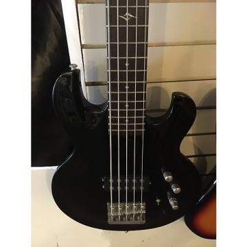 Custom Dbz Imperial IM5ST 5 String Bass 2014 Black
