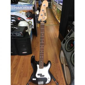 Custom BC bass Black