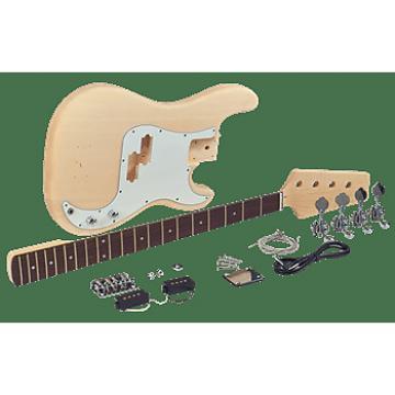 Custom Saga PB-10 Electric Bass Kit - P Style