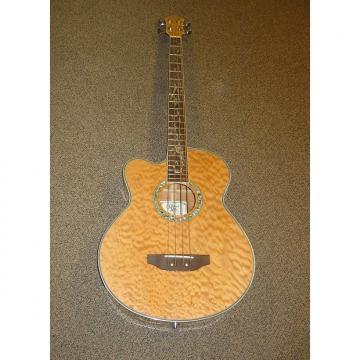 Custom Used Michael Kelly LEFTY Acoustic Base QAB2-LH-QN