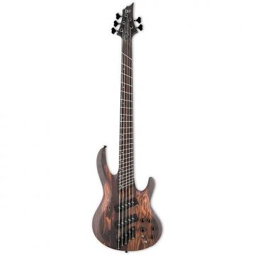 Custom LTD B-1005SE Multi-Scale 5-String Bass Guitar - Right Handed