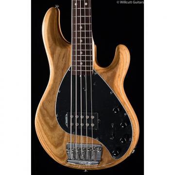 Custom Ernie Ball Music Man StingRay 5 Natural Rosewood (989)