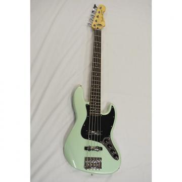 Custom Fender Deluxe Active Jazz Bass V W/Bag