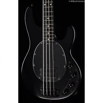 Custom Ernie Ball Music Man StingRay 4 Stealth Black (312)