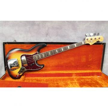 Custom 1966 Fender Jazz Bass    Sunburst   Excellent Condition   Andy Baxter Bass