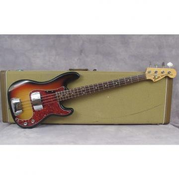 Custom 1975 Fender Precision   Sunburst   Andy Baxter Bass & Guitars Ltd