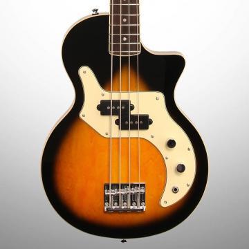 Custom Orange O Bass Electric Bass (with Gig Bag), Sunburst