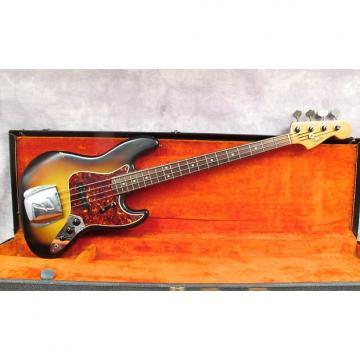 Custom 1965 Fender Jazz Bass    L Series   Sunburst   Andy Baxter Bass