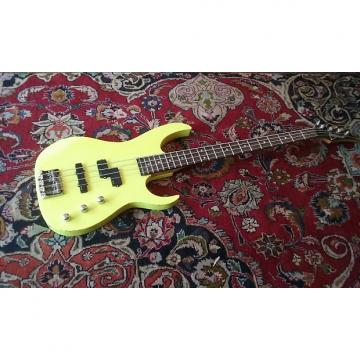 Custom Ibanez Japan Yellow Bass