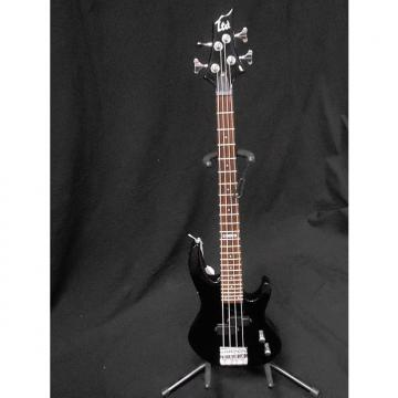 Custom ESP LTD BR-4 JR Black  JR. Size Bass