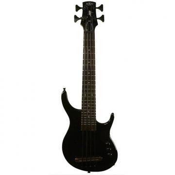 Custom Kala UBASS-SB4FS-SBK 4 String Solid Body Sub U-Bass Black