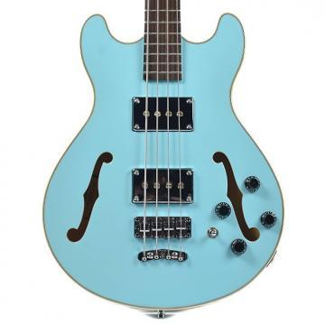 Custom Warwick Rockbass Starbass 4-String Daphne Blue HP