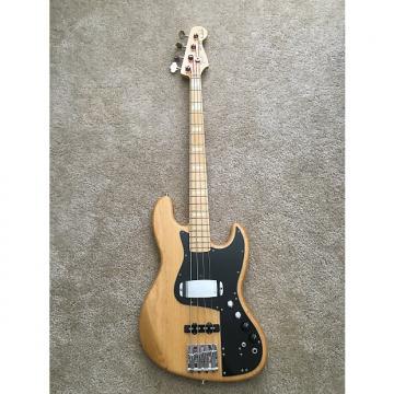 Custom Fender Marcus Miller Jazz Bass 2003-2004 Natural + Hardshell Case