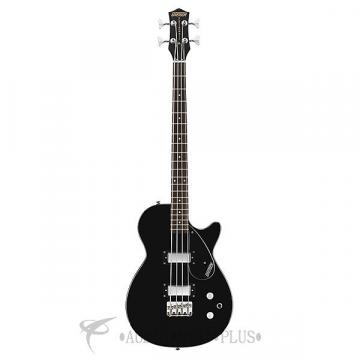 Custom Gretsch Guitars G2220 Electromatic Junior Jet Bass II RW Fingerboard 4-String Bass Guitar Black