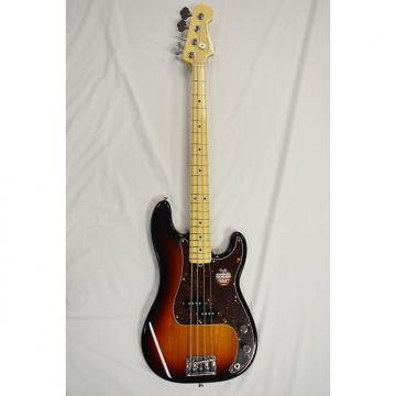 Custom Fender American Standard Precision Bass 3 Color Sunburst W/Case