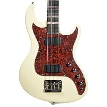 Custom Hofner Artist Bass White