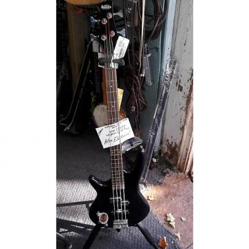 Custom Ibanez lefty bass GSR200l  2014 Blk