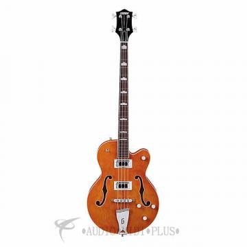 Custom Gretsch Guitars G5440LSB Electromatic HollowBody RW Fingerboard Bass Guitar Orange - 2518000512