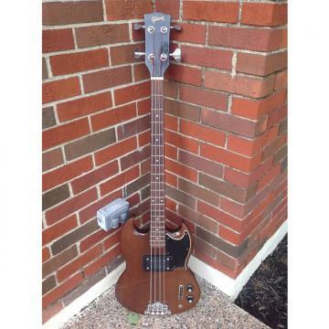 Custom Gibson EB-4L 72'-75' Walnut Finish