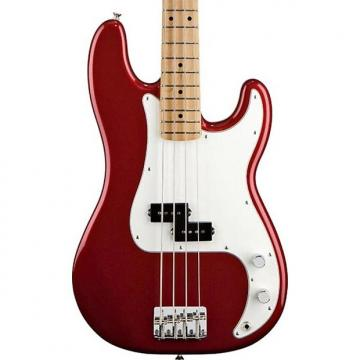 Custom Fender Standard Precision Bass, Candy Apple Red