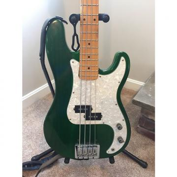 Custom Custom Parts P Bass Transparent Green