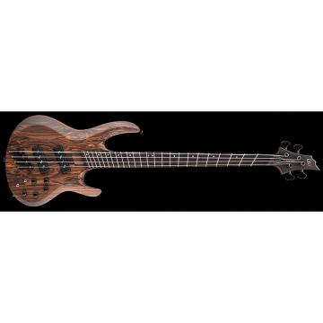 Custom ESP LTD B-1004SE Multi-Scale Right-Handed 4-String Electric Bass Natural Satin