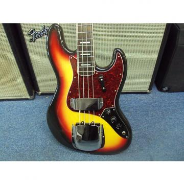 Custom Carlo Robelli Matsumoko Japan Made Electric Bass guitar vintage 1975 Sunburst