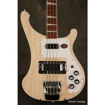 Custom 2016 Rickenbacker 4003 Mapleglo!!! unplayed/MINT!!!