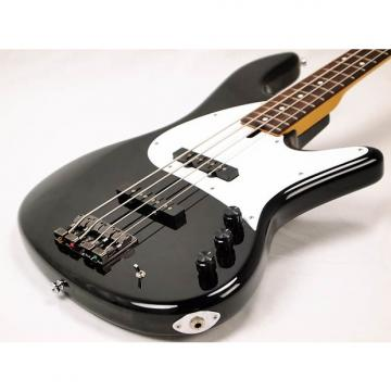 Custom Providence Jazz Bass Black